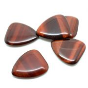 Tiger Tones - Red Tiger Eye - 1 Pick | Timber Tones
